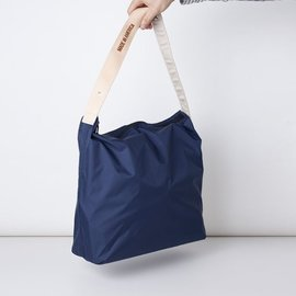 "[줄라이나인]JULY NINE_크로싱 백 네이비 Crossing Bag Navy Regular 18"" (RESTOCK)"