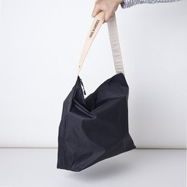 [줄라이나인]JULY NINE_크로싱 백 블랙 Crossing Bag Black Regular 18""