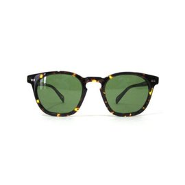 [앨린 스큐라]ALLYN SCURA_ASE LEGEND 031-10 (LIMITED EDITION 2010 TOKYO TORTOISE ACETATE) - TEMPERED GLASS SUN LENSES
