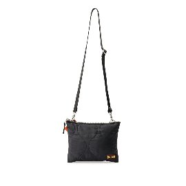 [빅유니온]Big Union_BU M 퀼티드 리버서블 백 블랙 BU M Quilted  Reversible Bag Black