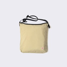 [단톤]DANTON_나일론 숄더백  JD-7252NTF _NYLON SHOULDER BAG SAND BEIGE