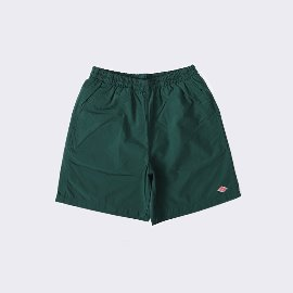 "[단톤]DANTON_나일론 쇼츠 그린  Nylon Shorts JD-2603 NTF ""Bottle Green"""